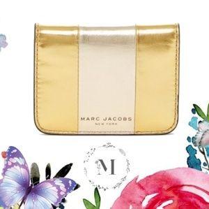 Marc Jacobs Metallic Bicolor Wallet